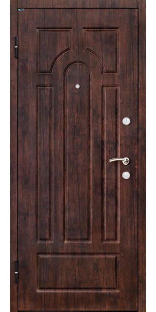 Входная металлическая дверь Титан Триумф