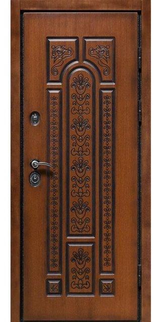 Входная металлическая дверь Титан Неаполь