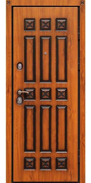 Входная металлическая дверь Титан Рим