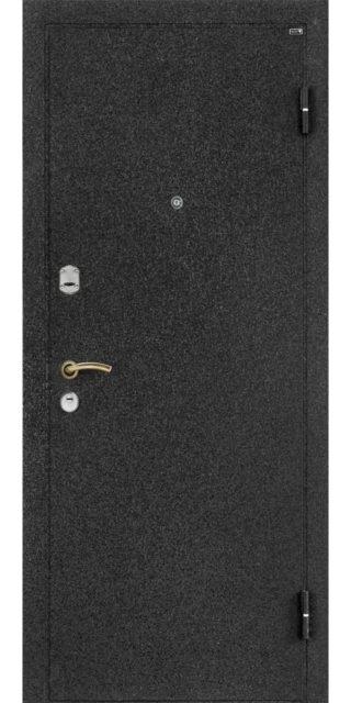 Входная металлическая дверь Титан Оптим итал.орех