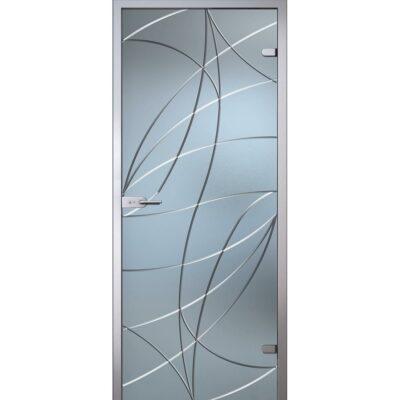 Межкомнатная стеклянная дверь AKMA АВРОРА