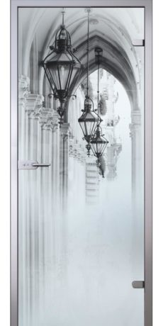 Межкомнатная стеклянная дверь AKMA АРКАДА