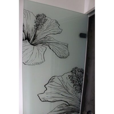 Межкомнатная стеклянная дверь AKMA ГЕРДА