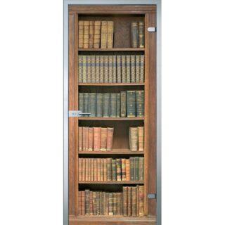 Межкомнатная стеклянная дверь AKMA BOOKS
