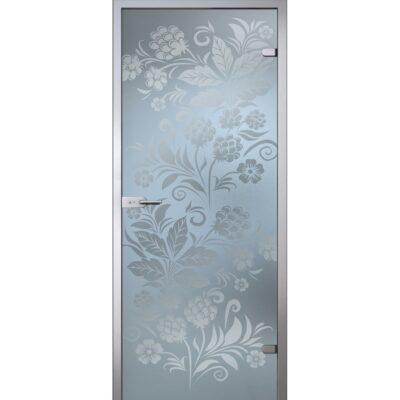 Межкомнатная стеклянная дверь AKMA ХОХЛОМА