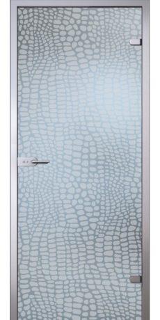 Межкомнатная стеклянная дверь AKMA АЛЛИГАТОР