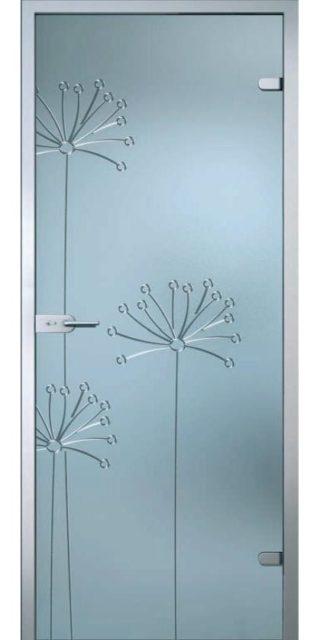 Межкомнатная стеклянная дверь AKMA АЛЛИУМ