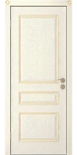 Межкомнатная дверь  Исток Трио ПГ