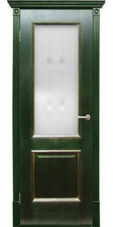 Межкомнатная дверь  Халес ТРИЕСТ