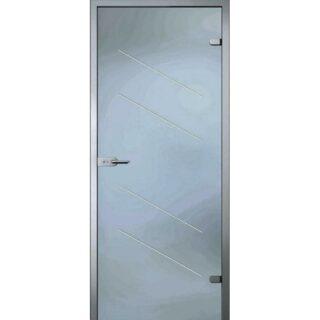 Стеклянная межкомнатная дверь AKMA Каролина