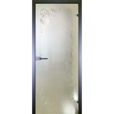 Межкомнатная стеклянная дверь AKMA КЛАССИКА-1
