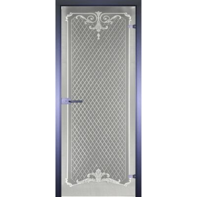 Межкомнатная стеклянная дверь AKMA КЛАССИКА-10