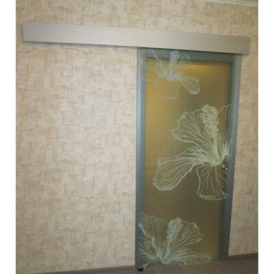 Стеклянная дверь АКМА Герда