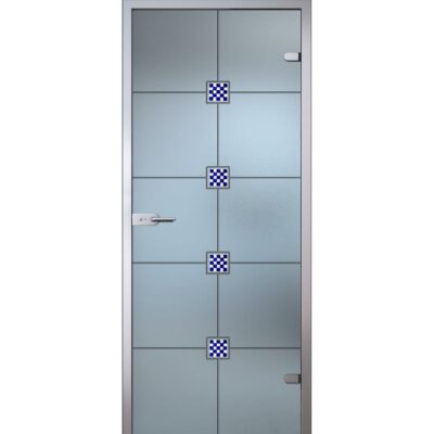 Стеклянная дверь АКМА Глория