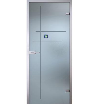 Межкомнатная стеклянная дверь AKMA АЛЕГРА