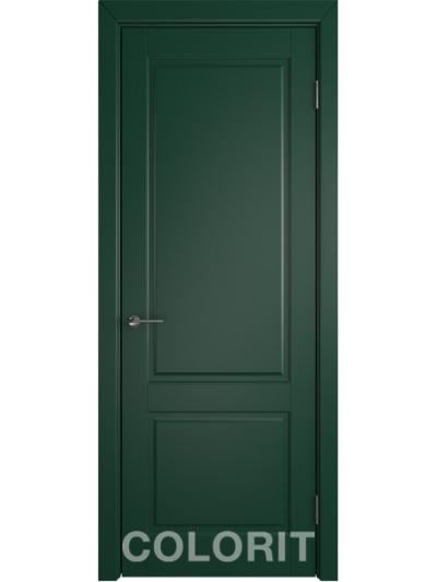 Межкомнатная дверь COLORIT К1 ДГ