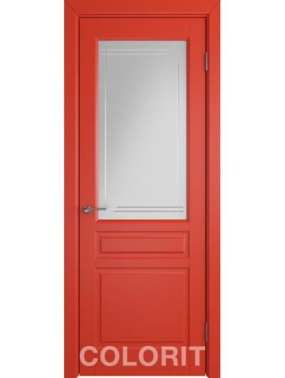 Межкомнатная дверь COLORIT К2 ДО