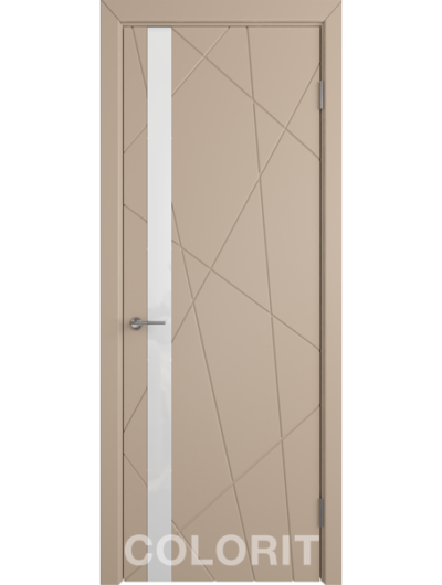 Межкомнатная дверь COLORIT К5 ДО
