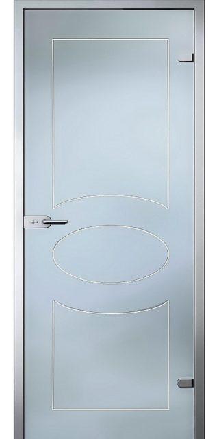 Стеклянная межкомнатная дверь AKMA КАБЗОН