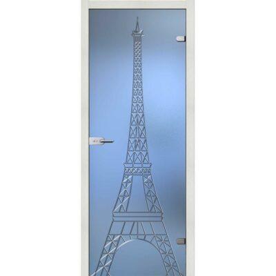 Межкомнатная стеклянная дверь AKMA БАШНЯ