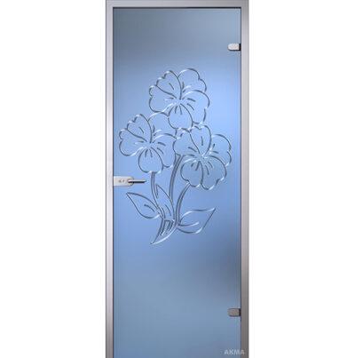 Межкомнатная стеклянная дверь AKMA МАГНОЛИЯ