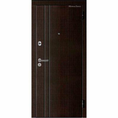 Входная металлическая дверь МетаЛюкс М23/1