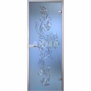 Межкомнатная стеклянная дверь AKMA ОРХИДЕЯ