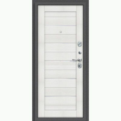 EL'PORTA (Эль порта) - Porta S 104.П22 Антик Серебро/Bianco Veralinga