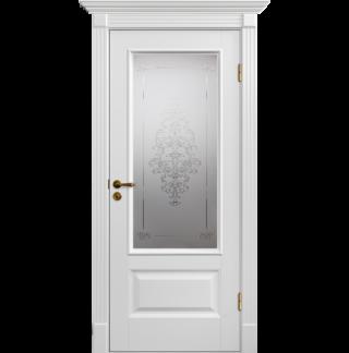 Межкомнатная дверь Авалон 12 (Лувр)