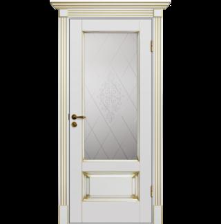 Межкомнатная дверь Авалон Патина 12