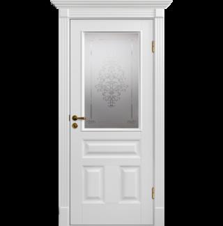 Межкомнатная дверь Авалон 16 (Лувр)