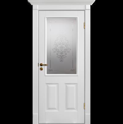 Межкомнатная дверь Авалон 20 (Лувр)