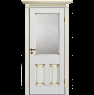 Межкомнатная дверь Авалон Патина 20