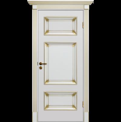 Межкомнатная Дверь Барокко Патина 26