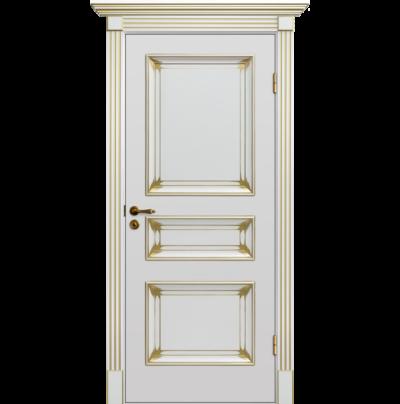 Межкомнатная Дверь Барокко Патина 9