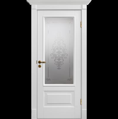 Межкомнатная Дверь Палацио 12 (Лувр)