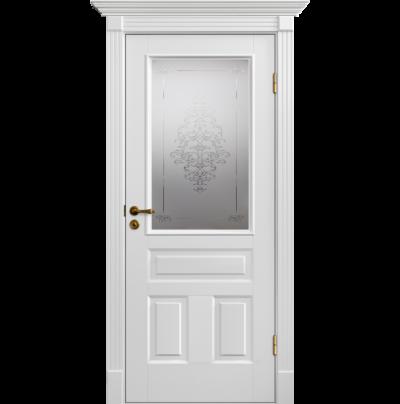 Межкомнатная Дверь Палацио 16 (Лувр)
