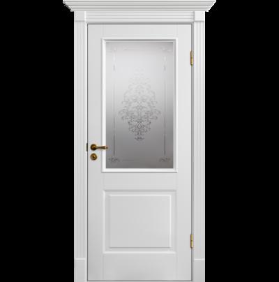 Межкомнатная Дверь Палацио 4 (Лувр)