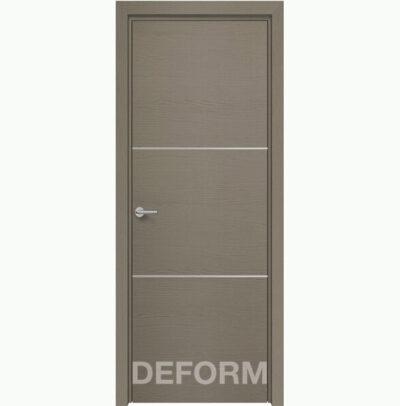 Межкомнатная дверь DEFORM H11