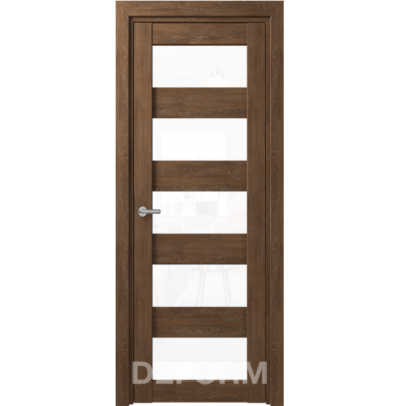 Межкомнатная дверь DEFORM D12