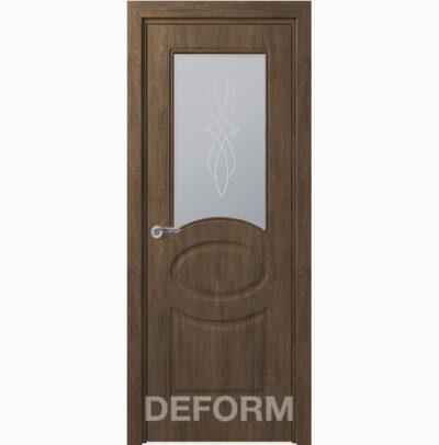 Дверь межкомнатная DEFORM Классика Прованс ДО