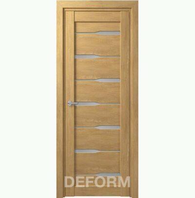 Межкомнатная дверь DEFORM D4