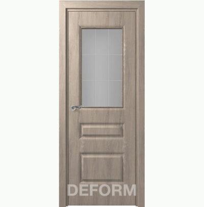 Дверь межкомнатная DEFORM Классика Алессандро ДО
