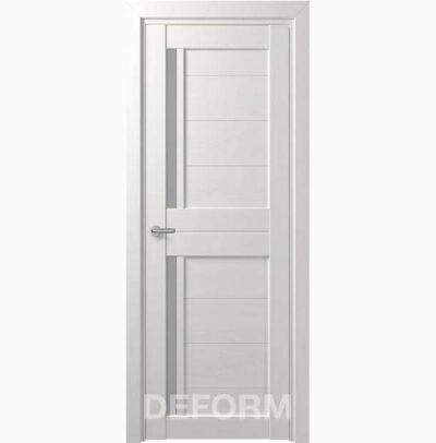 Межкомнатная дверь DEFORM D17