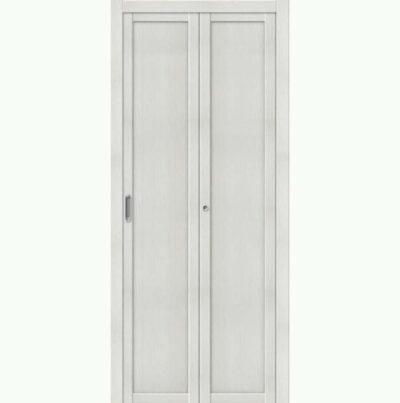Межкомнатная дверь Эльпорта книжка Твигги Twiggi М1 Elporta (складная)