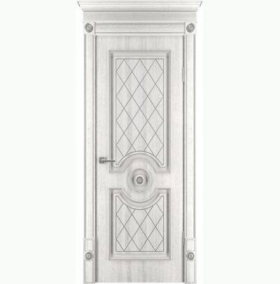 Межкомнатная дверь Юркас шпон Флоренция-3 ДГ