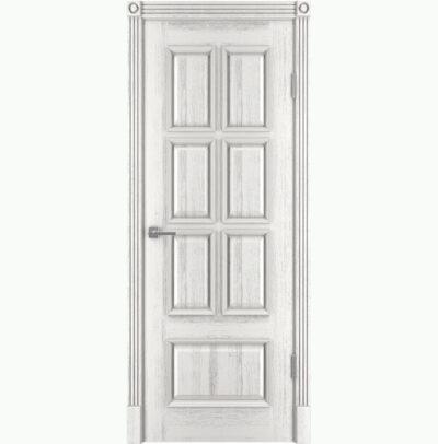 Межкомнатная дверь Юркас шпон Лондон ДГ
