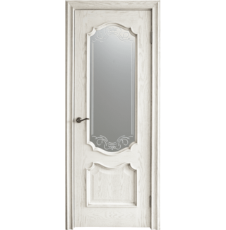 Межкомнатная дверь Юркас шпон Престиж ДО