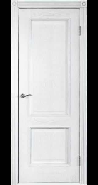 Межкомнатная дверь Юркас шпон Шервуд-3 ДГ