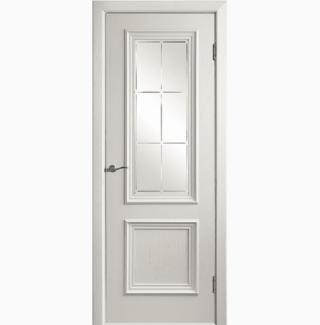 Межкомнатная дверь Юркас шпон Валенсия-4 ДО
